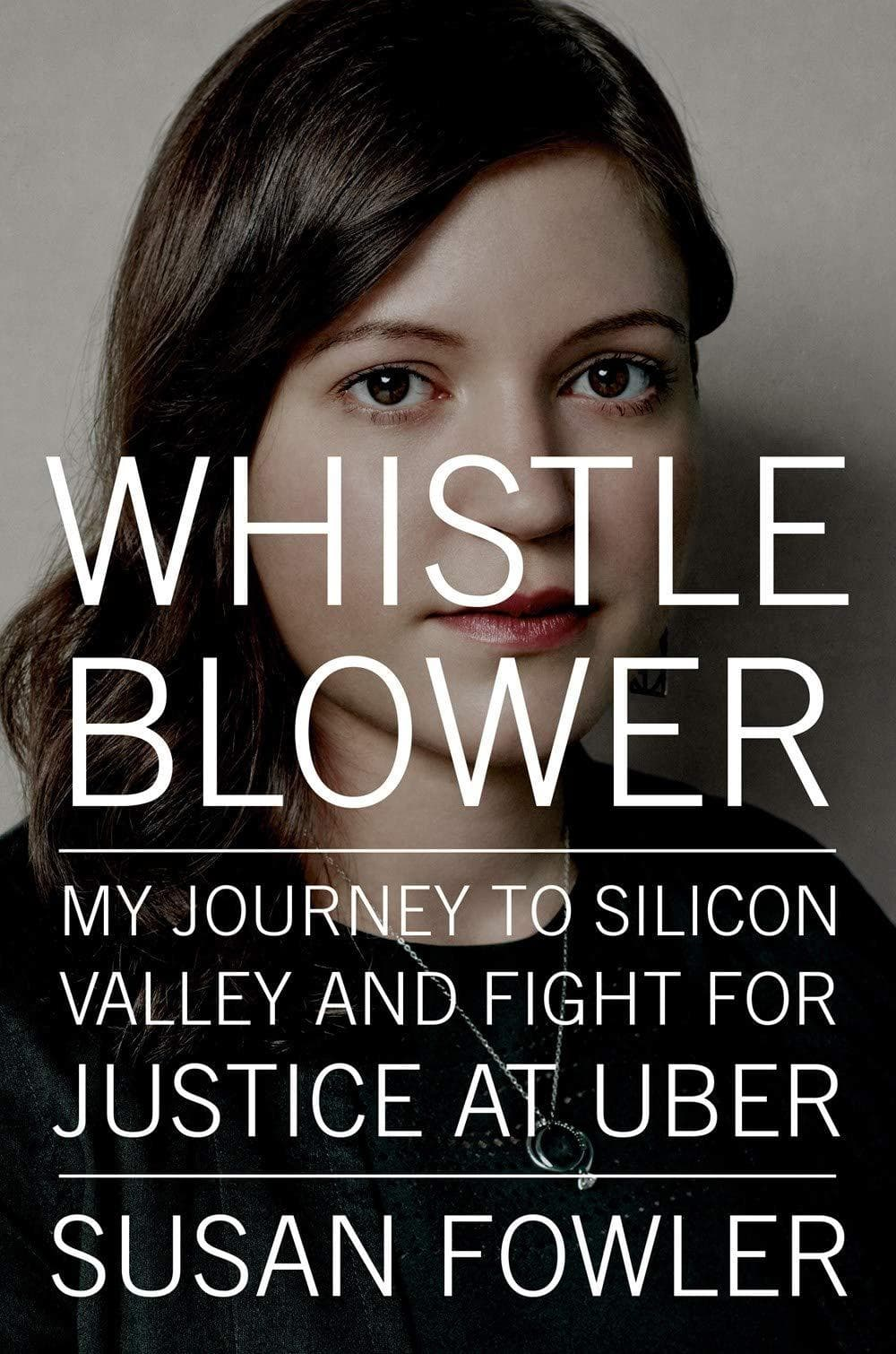 whistle blower book